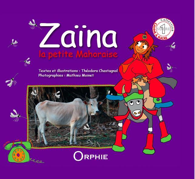 zaina la petite mahoraise