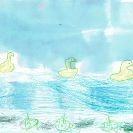 10 poissons et canards